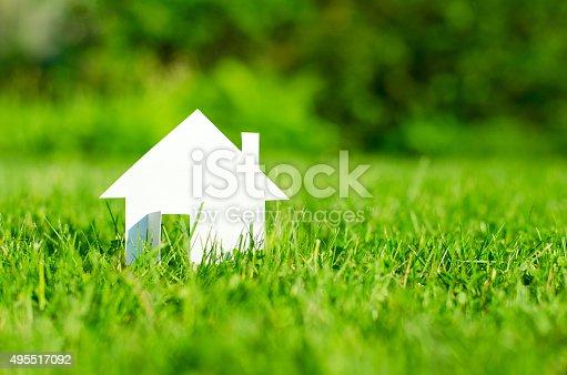 istock House 495517092