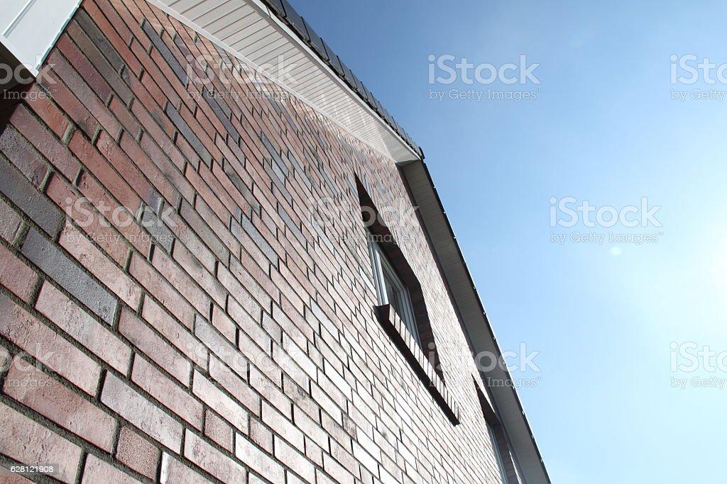Haus stock photo