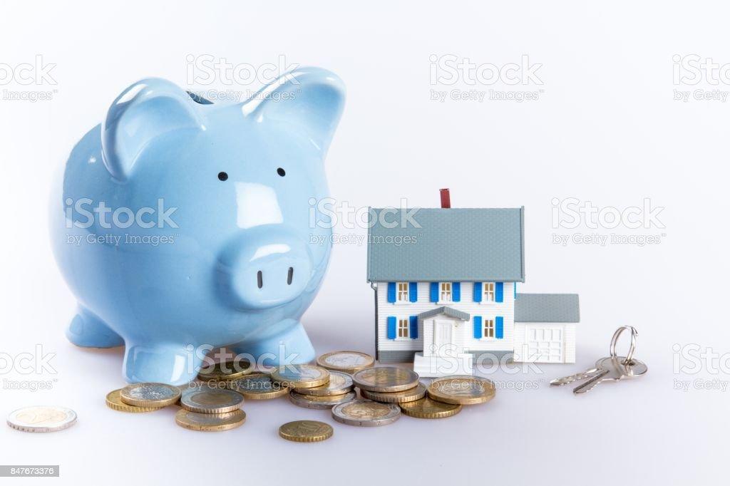 House. stock photo