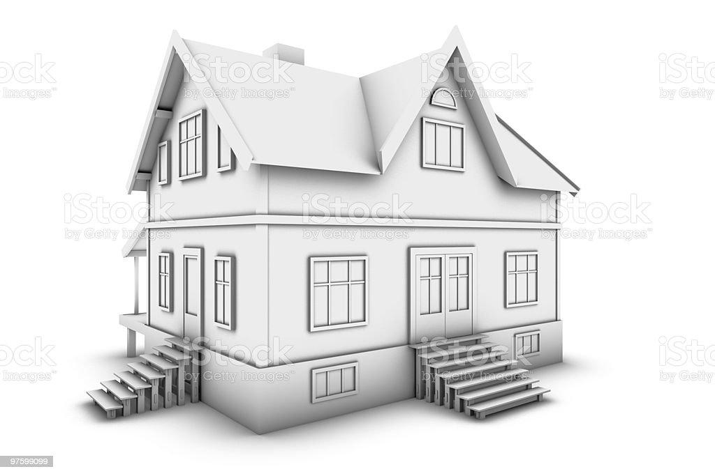 house royaltyfri bildbanksbilder