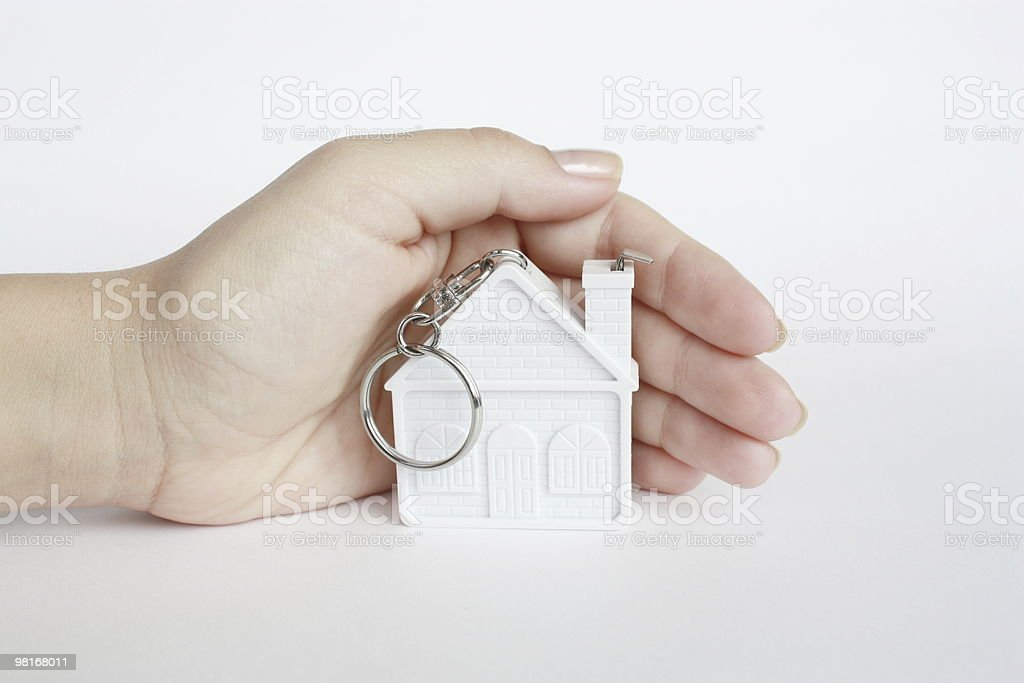 House royalty-free stock photo
