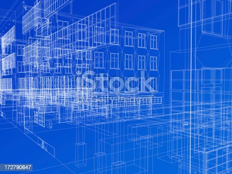 507211099istockphoto House Plans 172790647