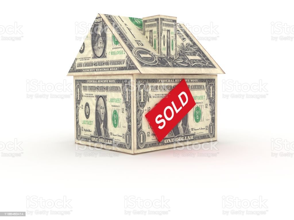House Real Estate Sign Buy Mortgage Stock Photo Download Image Now Istock