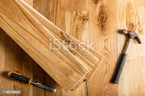istock House renovation with changing of the floor from carpets to soli 1130316603