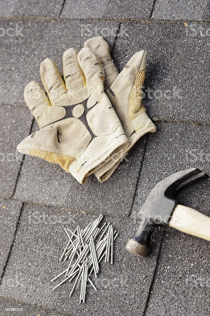 House repair royalty-free stock photo