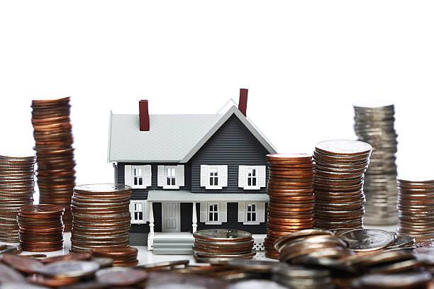House Sales stock photo