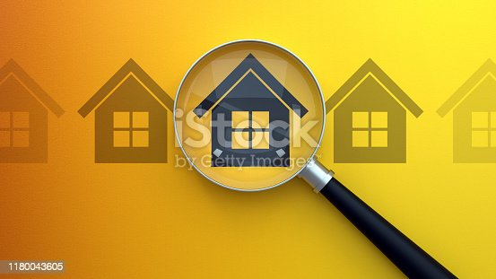 626187670istockphoto House Search, Searching for Home, Searching For Real Estate, House or New Home 1180043605