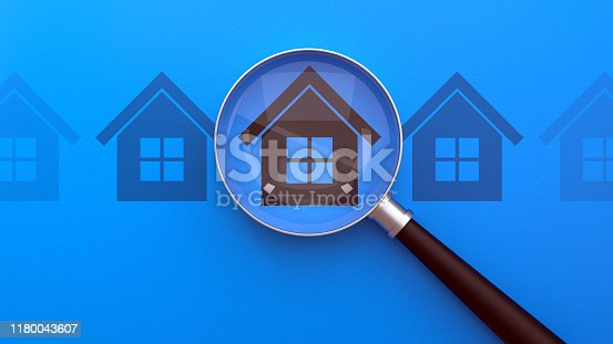626187670istockphoto House Search, Searching for Home, Searching For Real Estate, House or New Home 1180043607