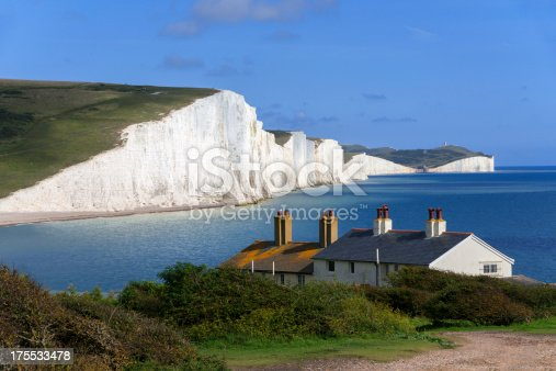 sussex south downs way the seven sisters