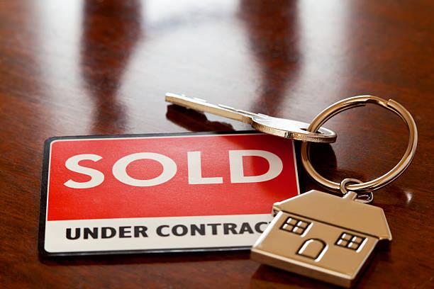 Haus verkauft unter Vertrag – Foto