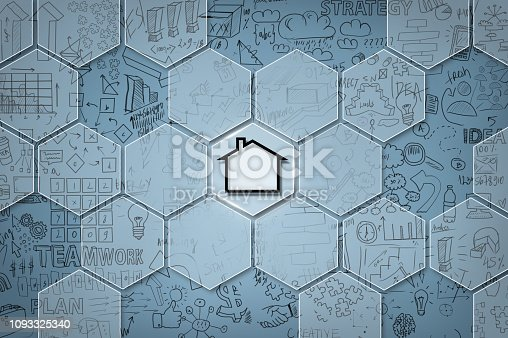 1023041738istockphoto House touch screen concept (Click for more) 1093325340