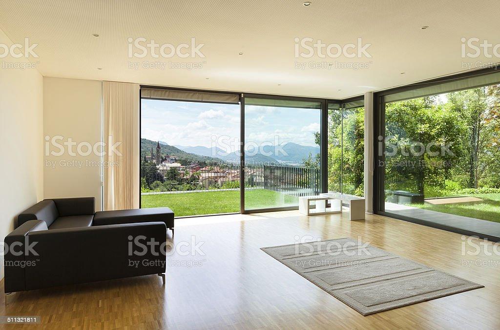 House Große Wohnzimmer Stock-Fotografie und mehr Bilder von ...