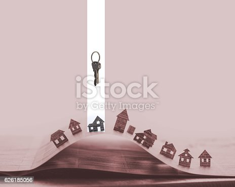 istock House with keys 626185056
