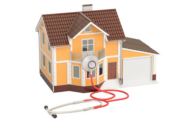 House with stethoscope 3d rendering isolated on white background picture id688265590?b=1&k=6&m=688265590&s=612x612&w=0&h=yw08 byc8ftfx7 e1g8vbrrxvssxf5iek5aa0ouocm0=