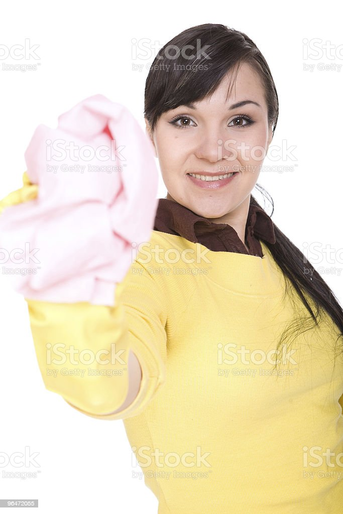 house work royalty-free stock photo
