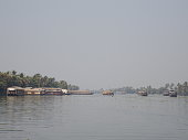wooden House Boat Alappuzha ( Alleppey) is a city on the Laccadive Sea in the southern Indian state of Kerala best known for houseboat cruises along the lagoons