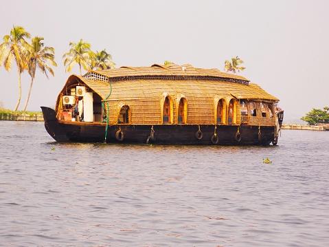 Kerala Houseboats in South India