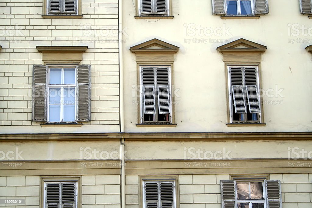 Housefront 1 royalty-free stock photo