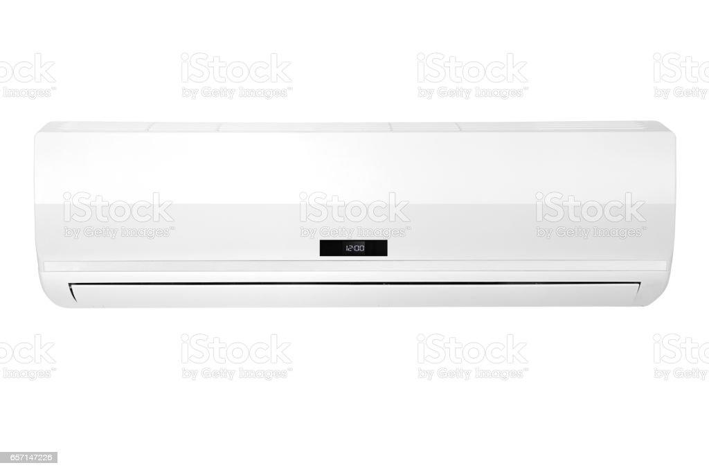 hogar aire acondicionado - foto de stock