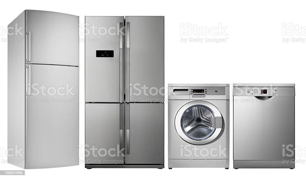 Household appliances, Kitchen royalty-free stock photo
