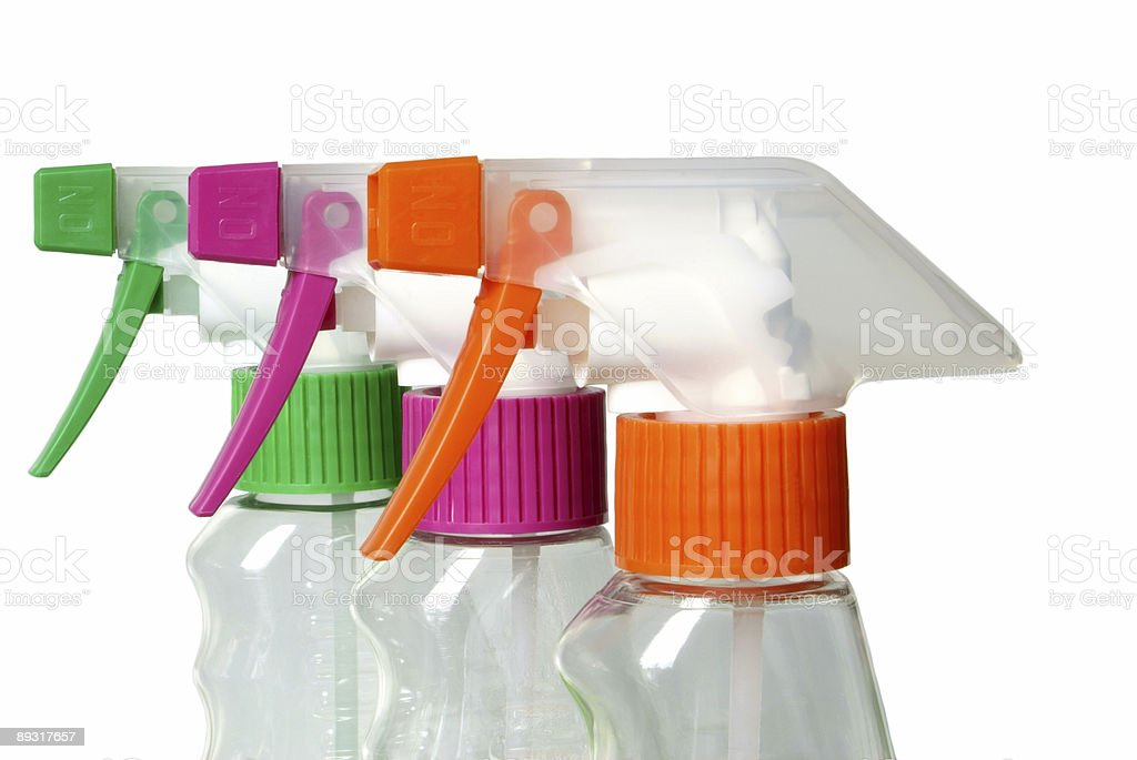 Household Products royalty-free stock photo