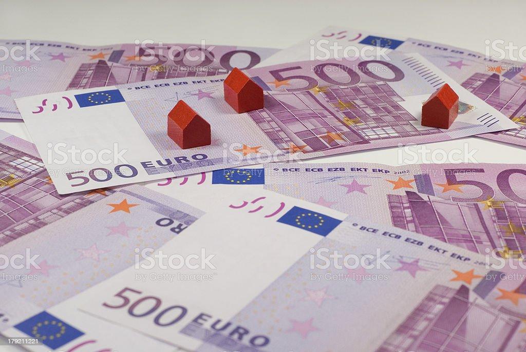 house-money royalty-free stock photo