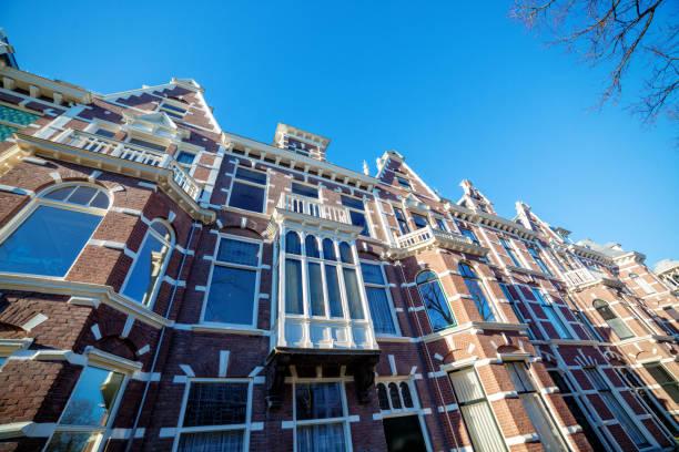 Huizen in Den Haag foto