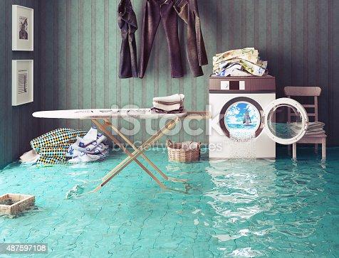 487597124 istock photo housework dreams. 487597108