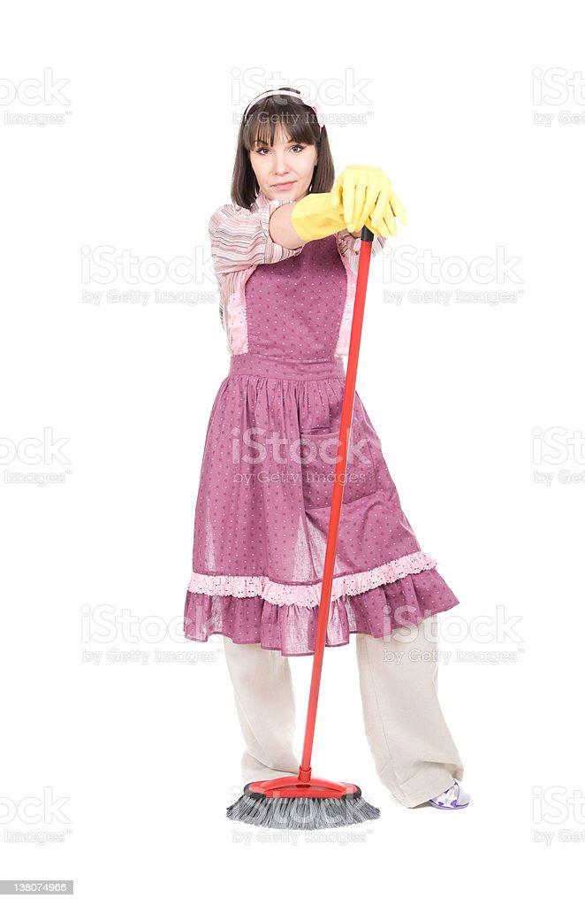 Hausarbeit – Foto