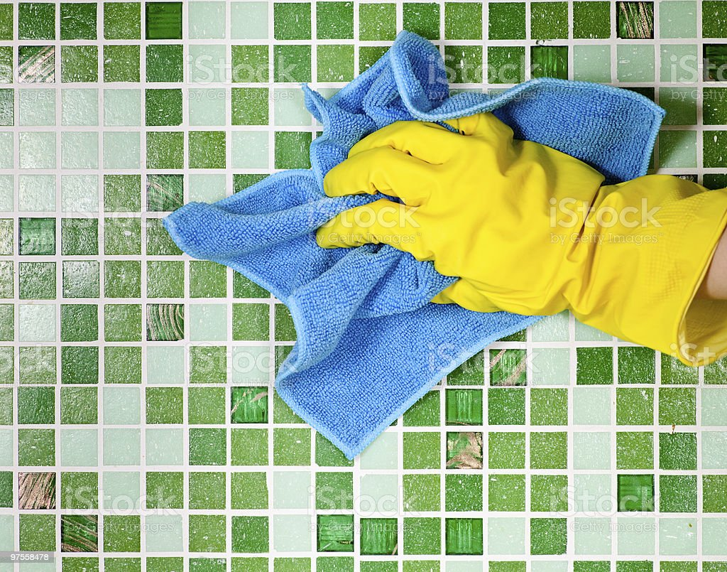 Housework royalty-free stock photo