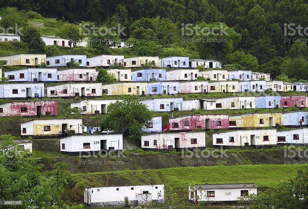 Housing Einrichtungen für Mitarbeiter in der holzverarbeitenden Industrie – Foto