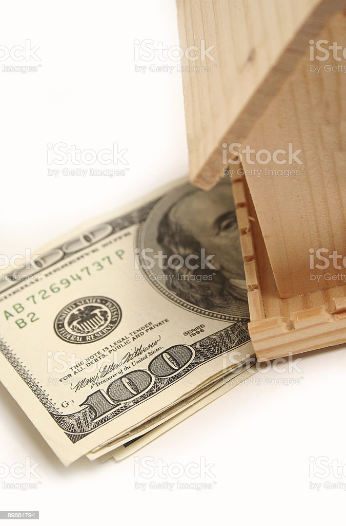 Housing Market royalty free stockfoto