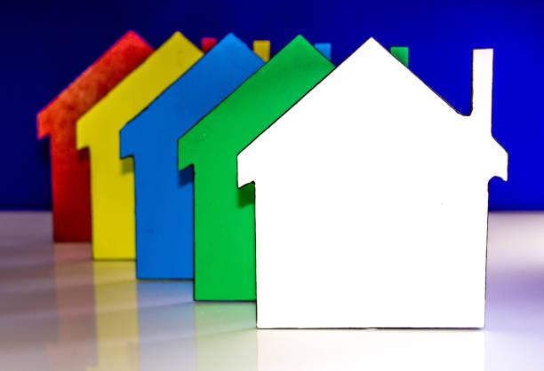 Housing Market - foto stock
