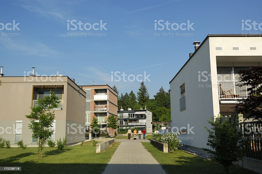 housing royalty-free stock photo