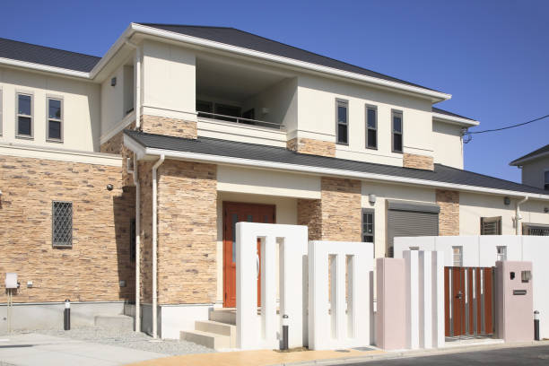 住宅 - 日本 ストックフォトと画像