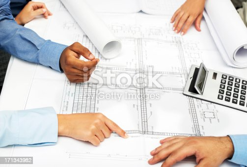 istock Housing projects. 171343982