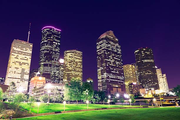 Der Innenstadt von Houston – Foto