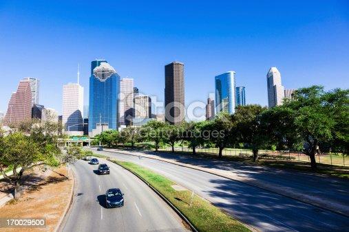542727462 istock photo Houston downtown 170029500