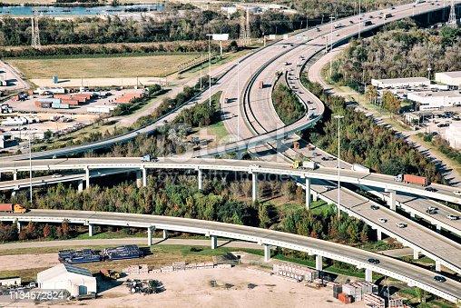 94502198istockphoto Houston Freeway Interchange Aerial 1134572824