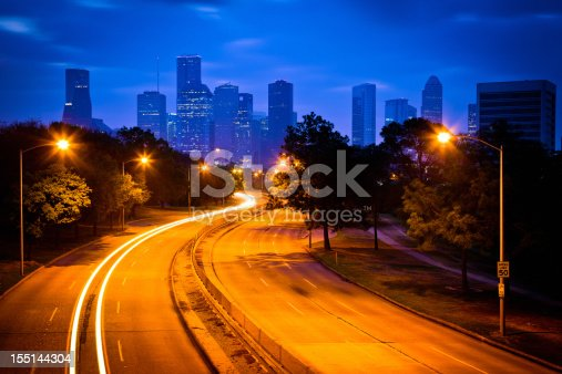 Houston, Highway by Night and Skyline