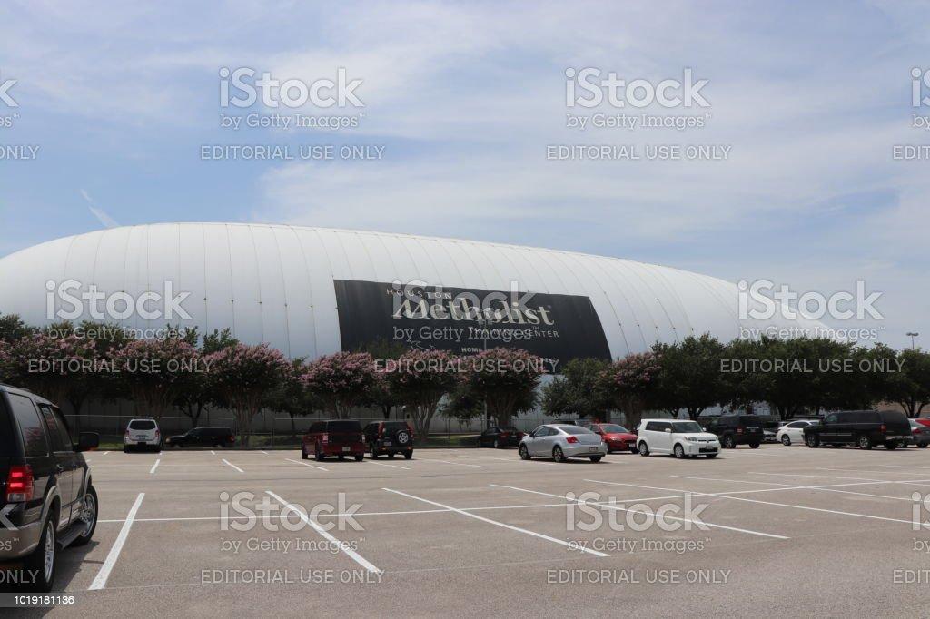 Houston Methodist Training Center for Houston Texans stock photo