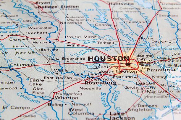 von houston - houston texas stock-fotos und bilder
