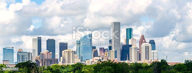 542727462 istock photo Houston Texas Cityscape skyline 964304552