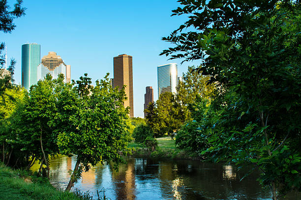 Houston, Texas stock photo
