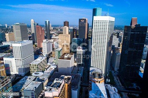 542727462 istock photo Houston , Texas 981004020