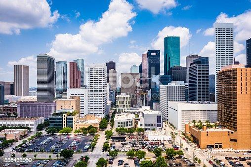 542727462 istock photo Houston, Texas, USA 885433050