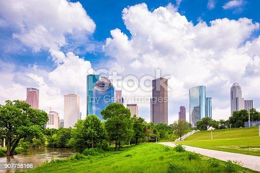 542727462 istock photo Houston, Texas, USA 907758166