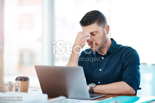 istock How am I going to fix this one? 1147479519