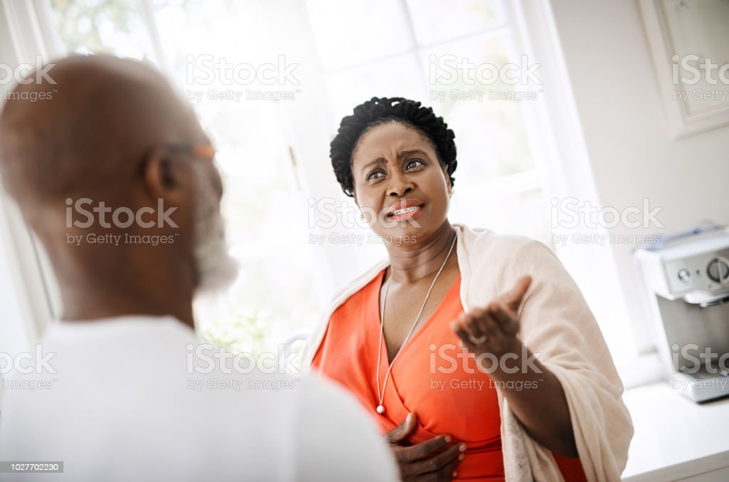How are we still arguing about this? stock photo