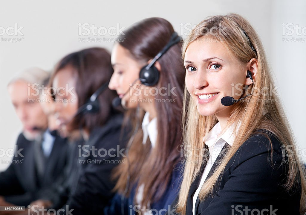 How can I help you ? royalty-free stock photo